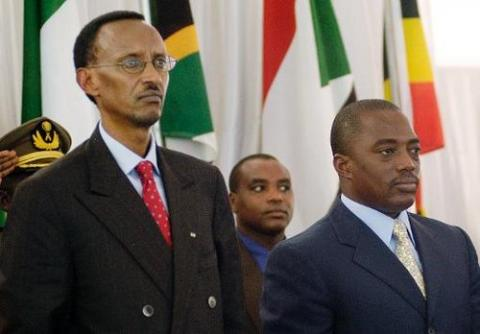 RDC-RWANDA: ENNEMIS INTIMES