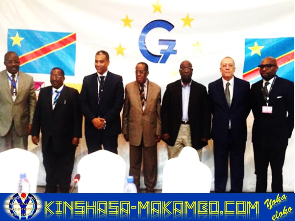 Image result for G7 KINSHASA-MAKAMBO.COM