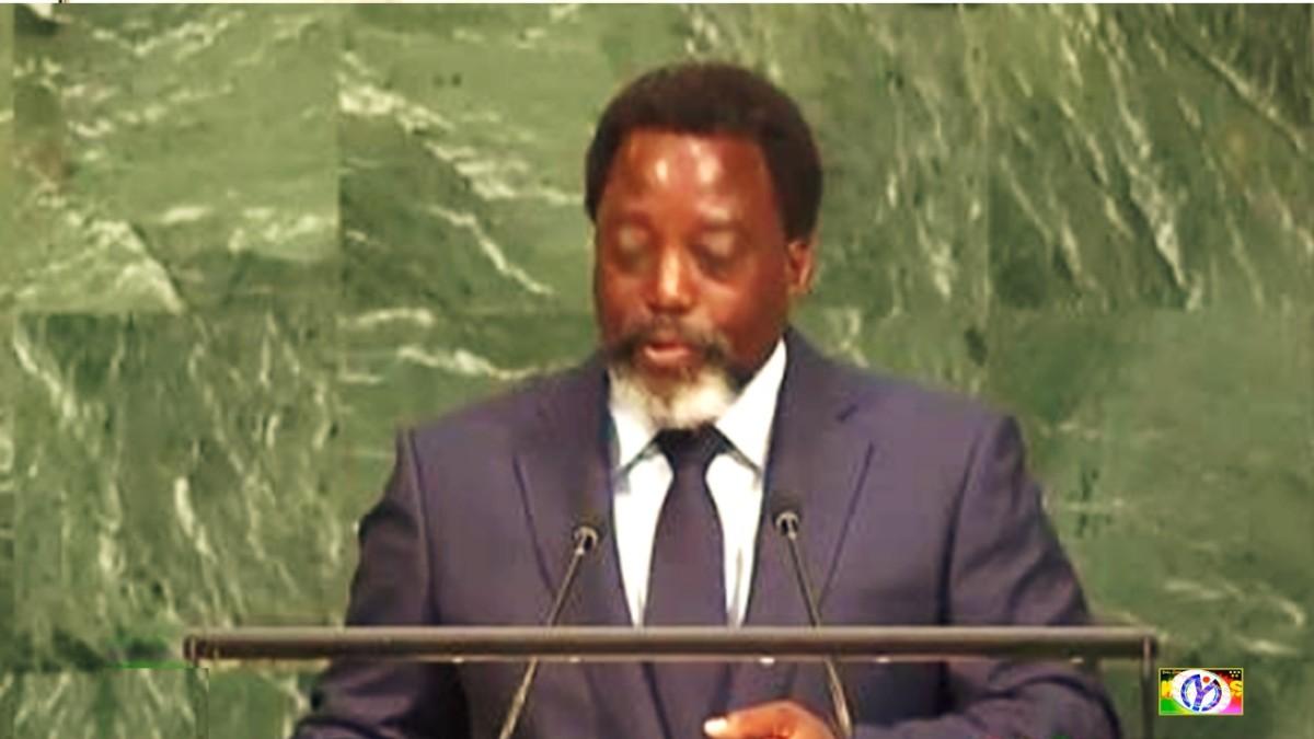 72è session de l'ONU : Joseph Kabila s'exprime ce samedi 23 septembre