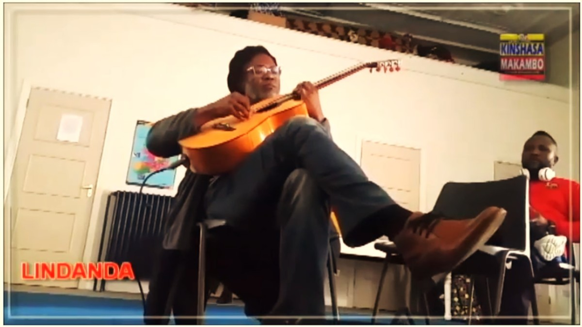 MANUAKU WAKU PEPE FELLY ABETI HISTOIRE YA BA GRANDS GUITARISTES YA CONGO PLUS DEMONSTRATION