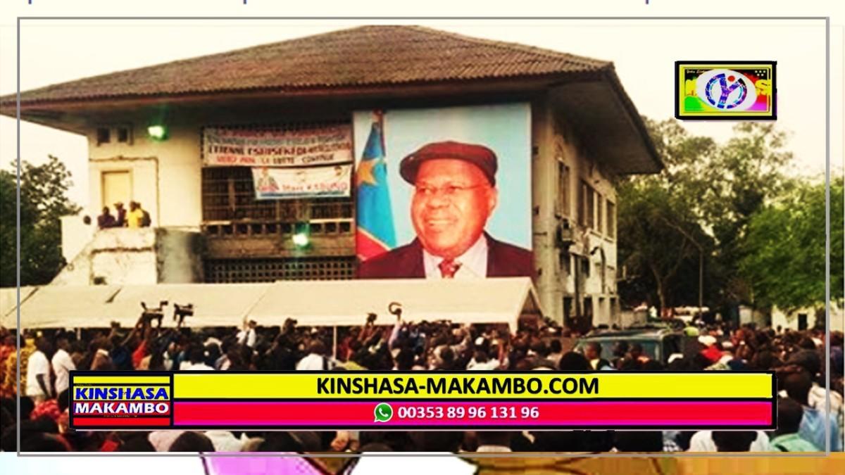 """ELU PRESIDENT"", BRUNO TSHIBALA VEUT RECUPERER LE SIEGE DE L'UDPS A LIMETE."