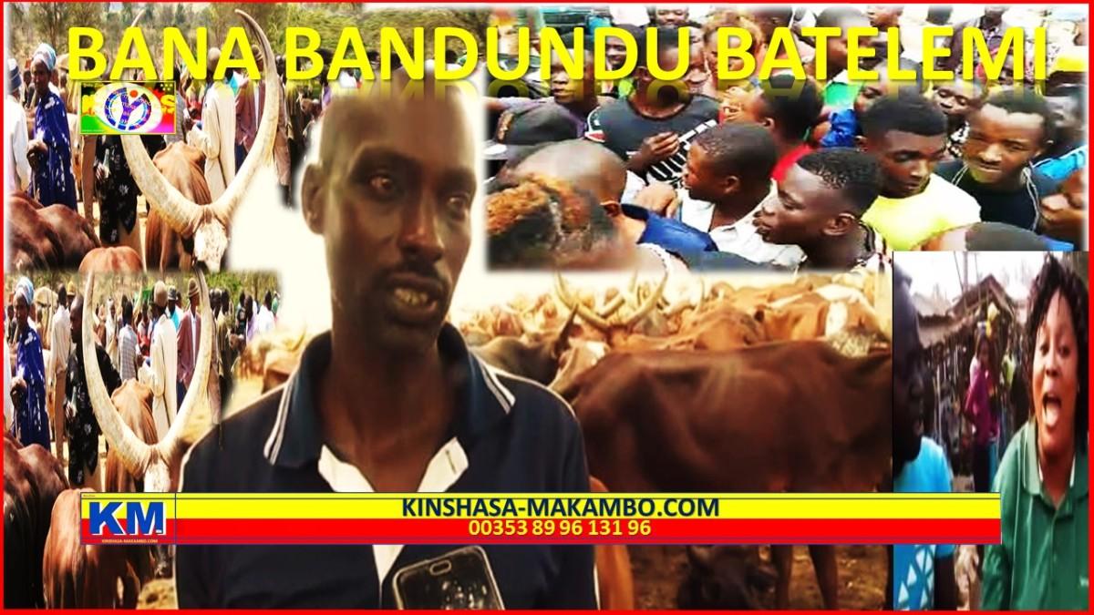 BANDUNDU: FACE-A-FACE POPULATION NA MUKOLO BA NGOMBE