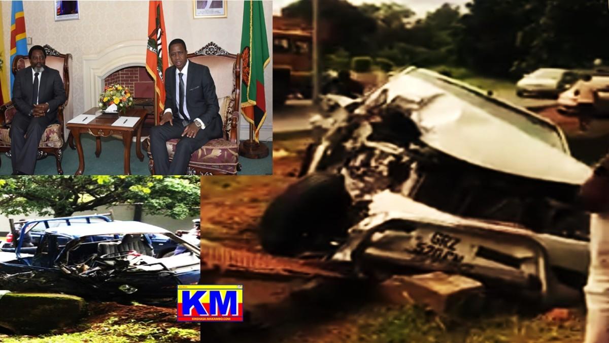 KABILA ASALI ACCIDENT NA ZAMBIE