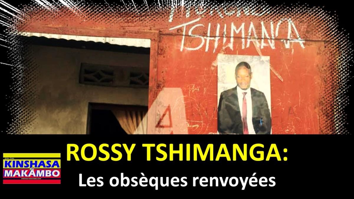 ROSSY MUKENDI: L'auditorat militaire exige une deuxième autopsie, les obsèques renvoyées à une date ultérieure
