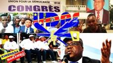 L' UDPS EN CONGRES POUR ELIRE UN NOUVEAU PRESIDENT.