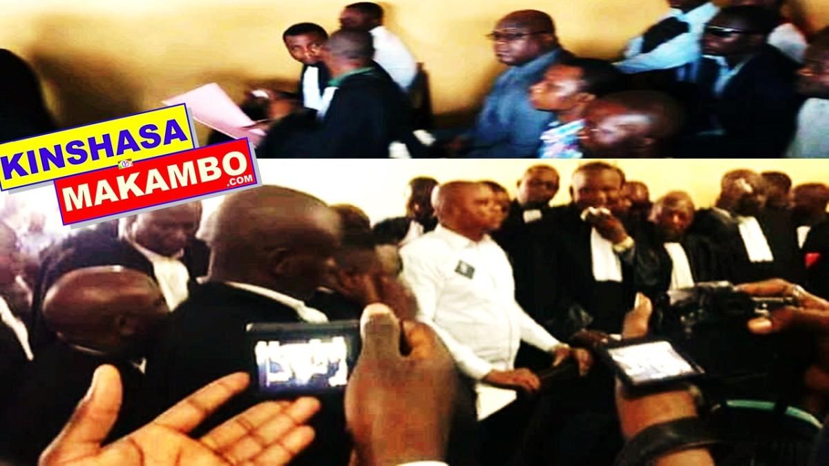 UDPS EN JUSTICE, AFFAIRE CONGRES.