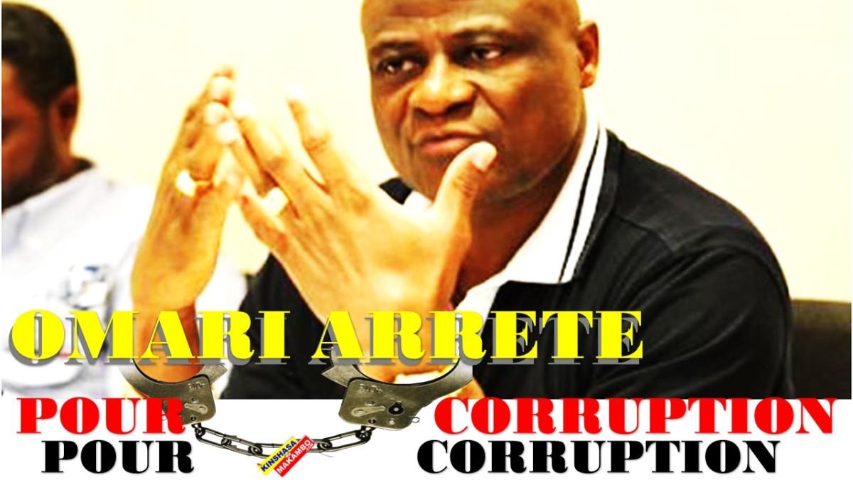 CAF: VP CONSTANT OMARI AUX ARRETE POUR CORRUPTION.