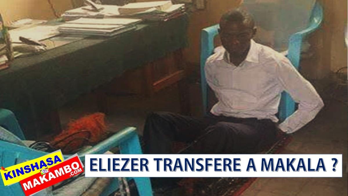 ELIEZER TRANSFERE A MAKALA ?