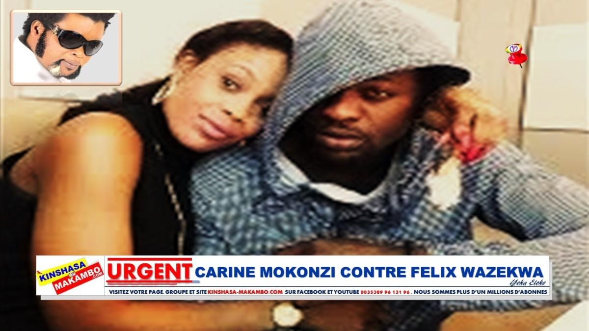 CARINE MOKONZI CONTRE FELIX WAZEKWA: BA CHRONIQUEURS BATOMBOKI.