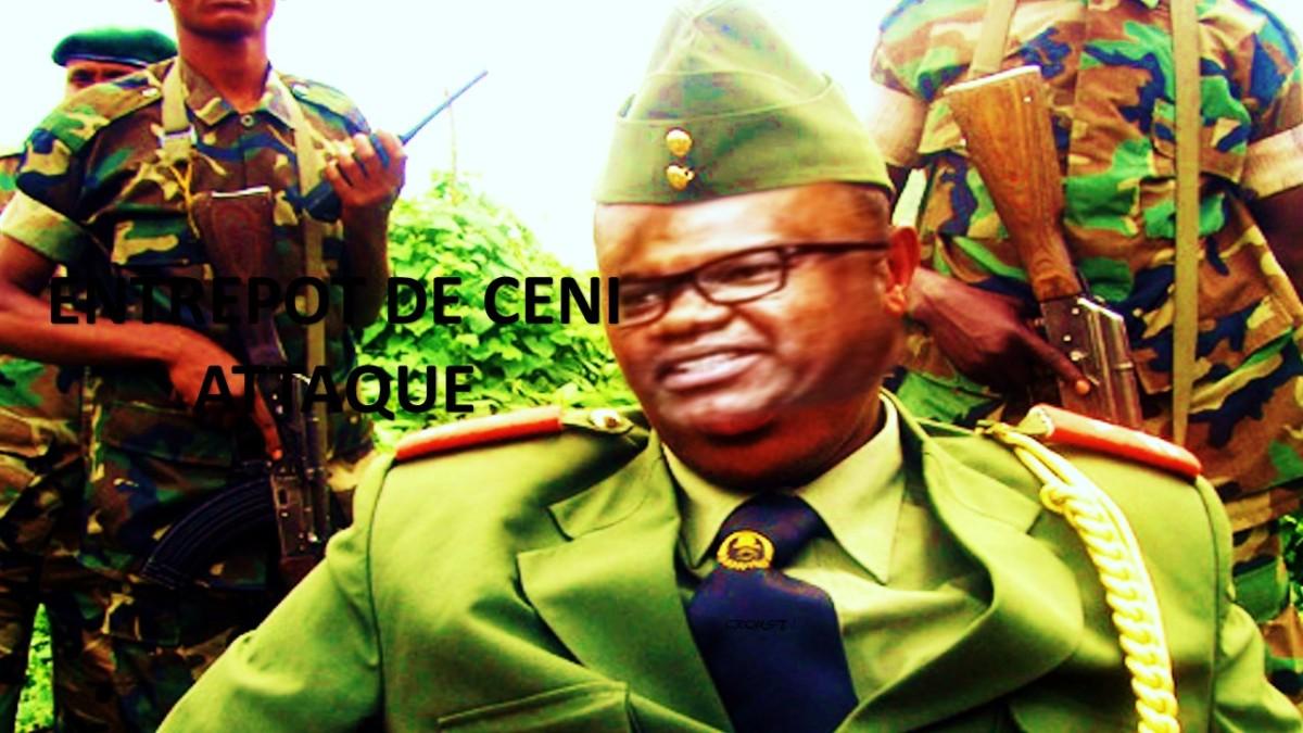 Des entrepôts de la Céni attaqués dans l'est de la RDC